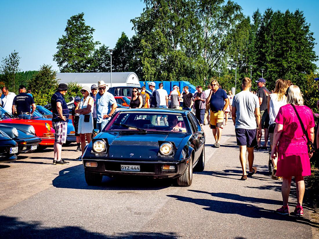 1977 Lotus Elite Gustavelundissa