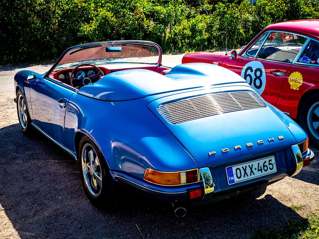 1979 Porsche 911 Speedster conversion