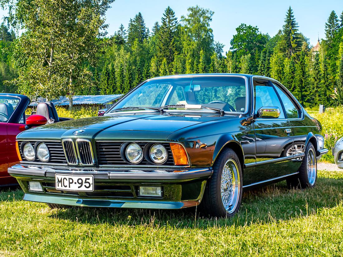 1987 BMW E24 628CSi