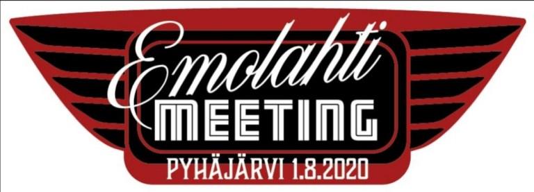 Emolahti Meeting 31.7.-1.8.2020 mainos