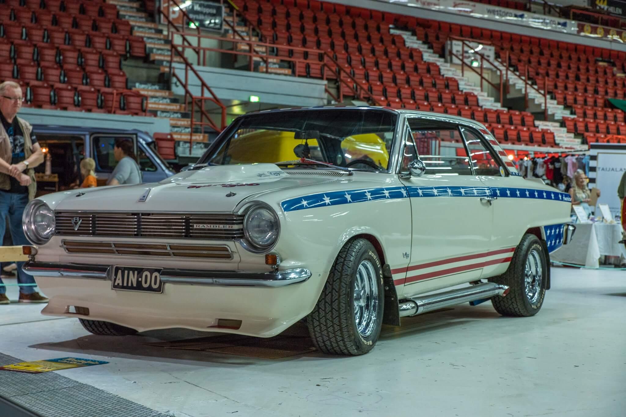 Nostalgia Car Show mainoskuva