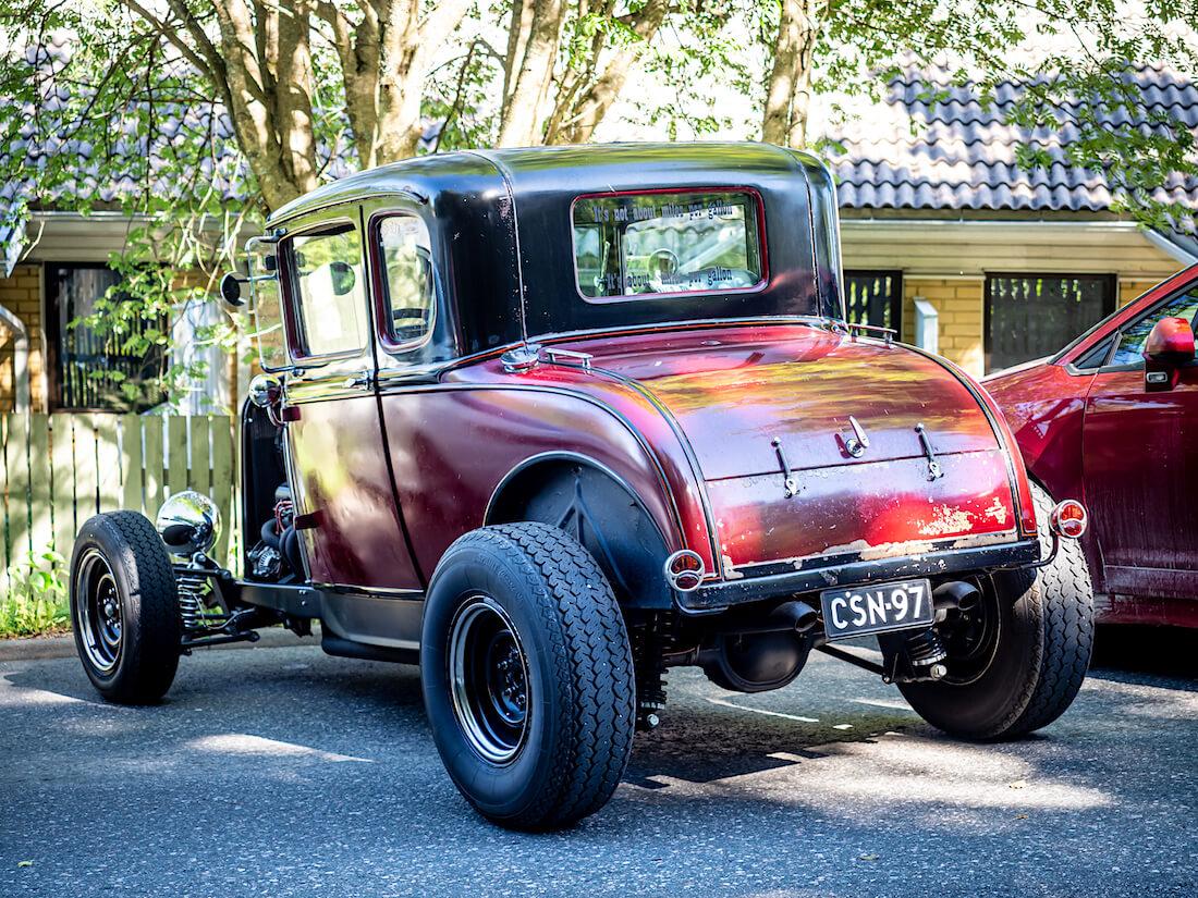 1931 Ford A 5window coupe rodi