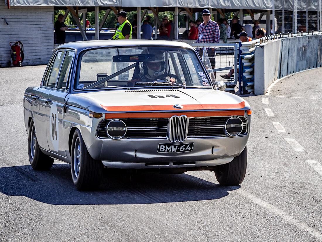 1964 BMW 1800TI rata-auto