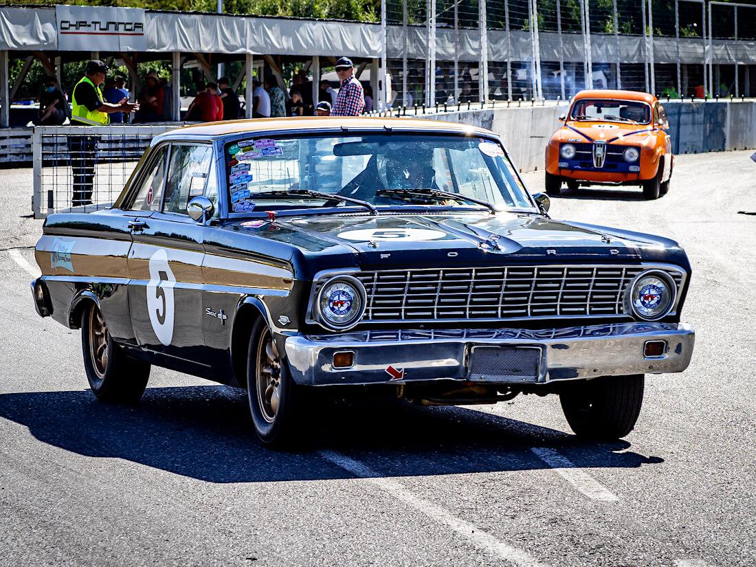 1964 Ford Falcon Sprint V8 Ahvenistolla