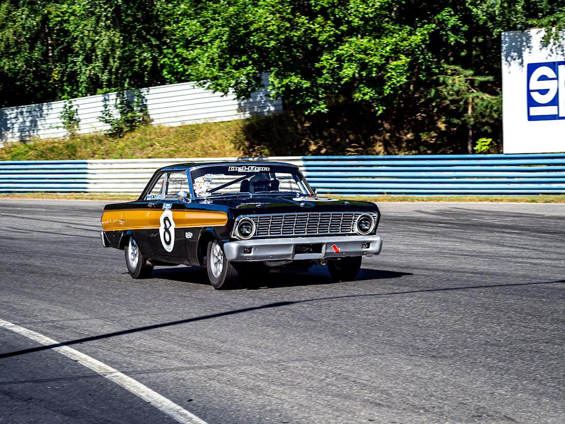 1964 Ford Falcon V8 Ahvenistolla