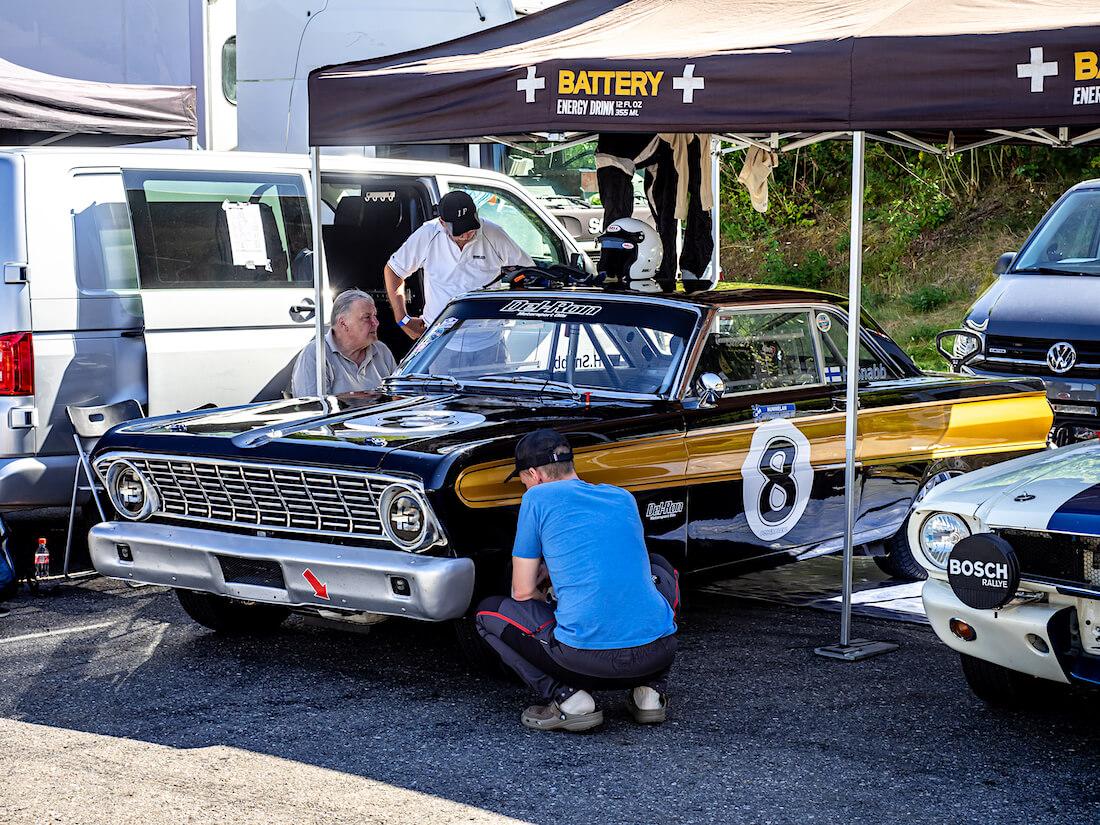 1964 Ford Falcon 289cid rata-auto