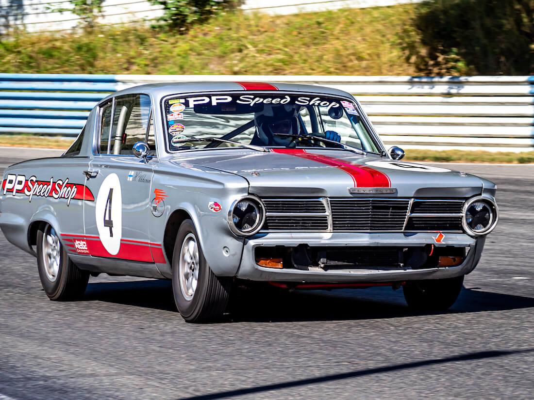 1964 Plymouth Barracuda Ahvenistolla