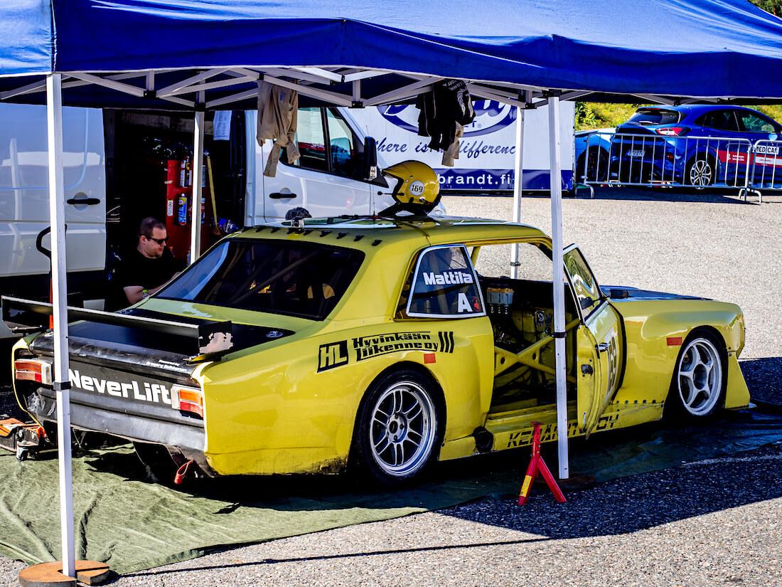 1969 Opel Commodore Roadsport A rata-auto