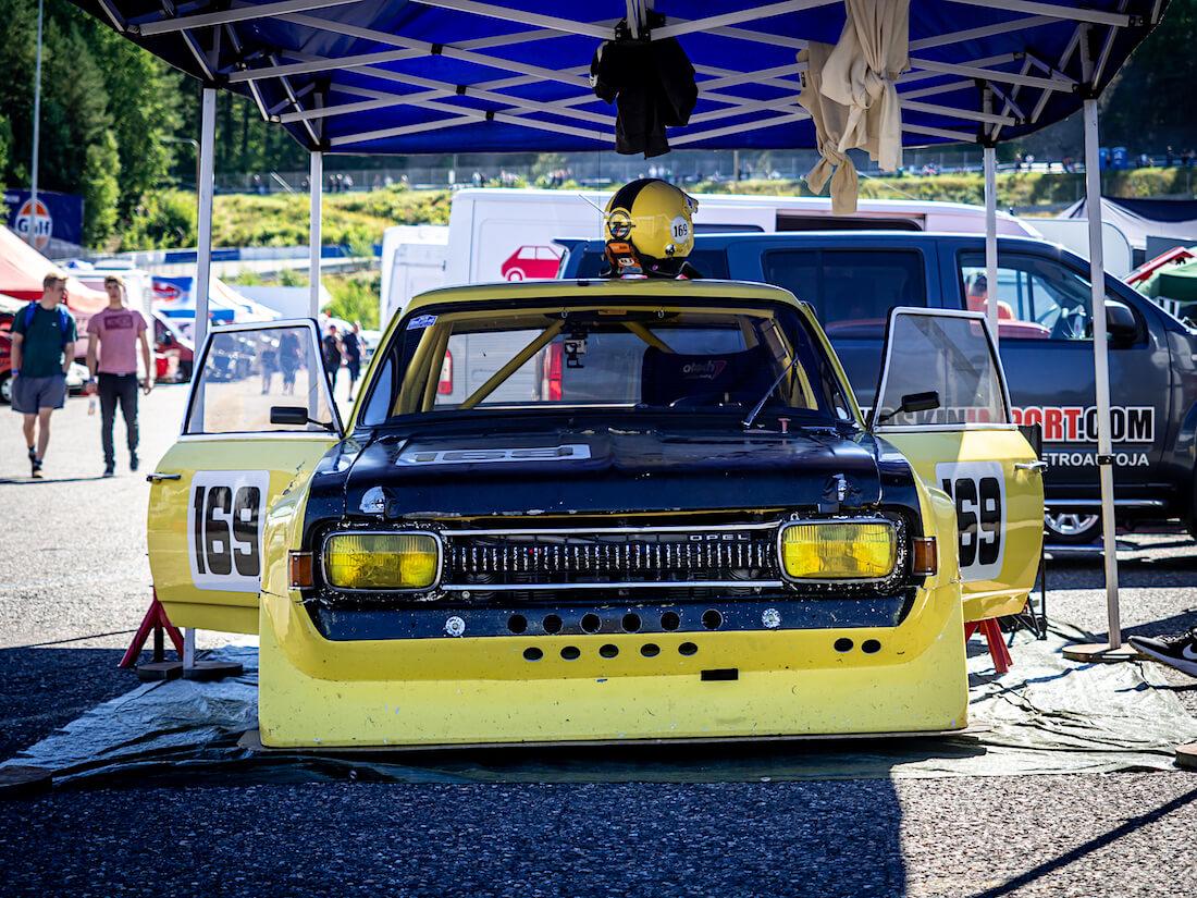 1969 Opel Commodore Historic kilpa-auto