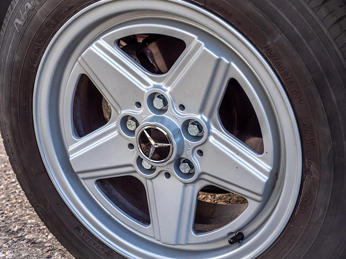 Mercedes-Benz AMG-vanne
