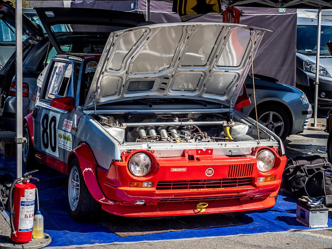1981 Fiat Ritmo 75L Historic rata-auto