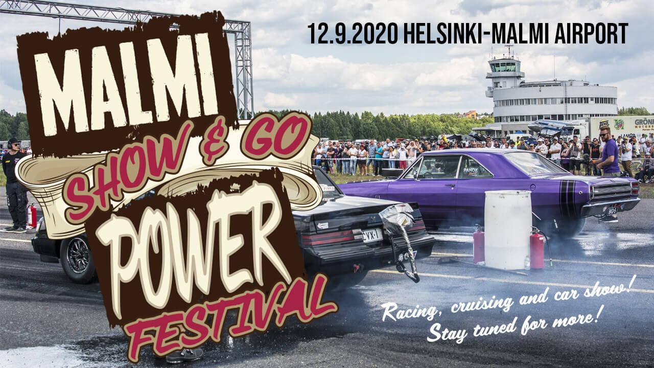 Malmi Show & Go Power Festival 2020