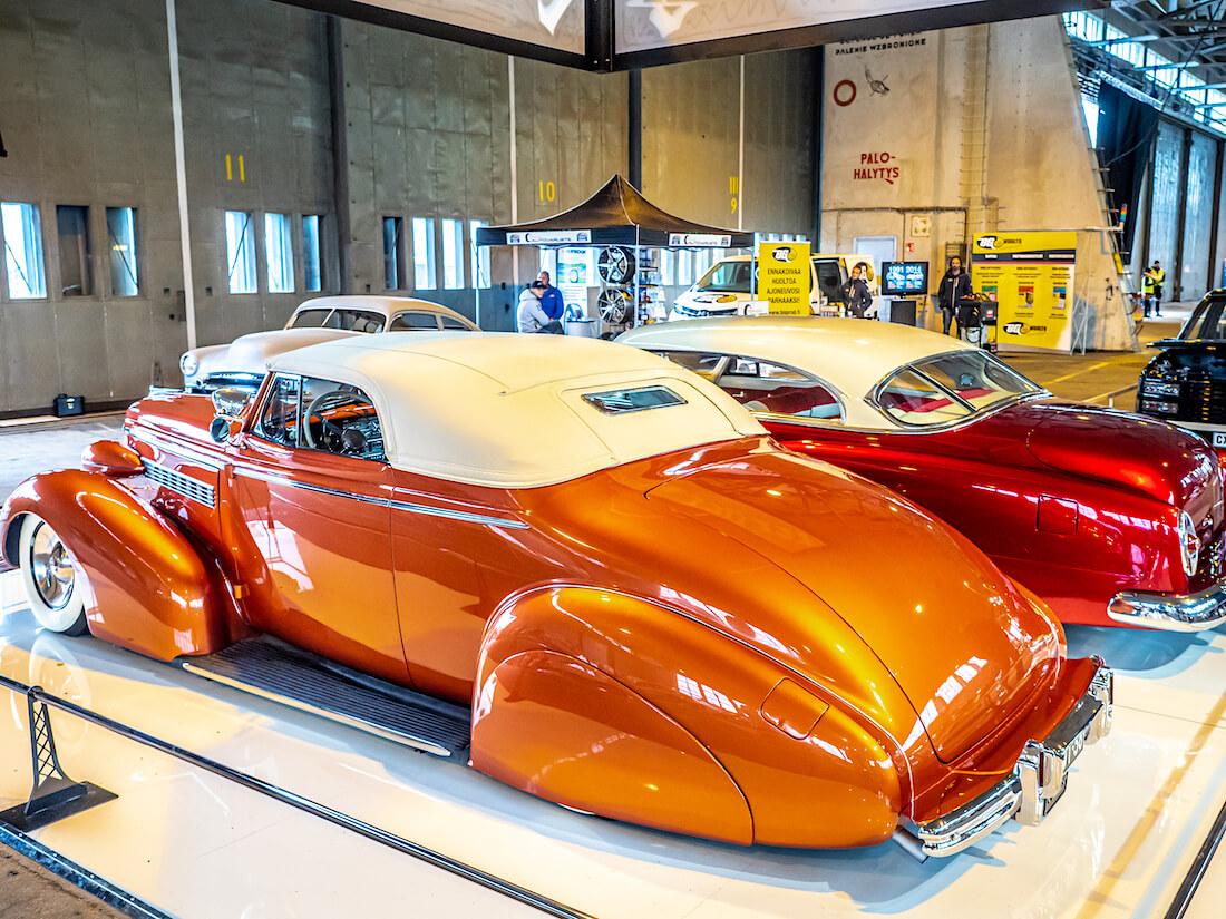 Timo Herstin 1938 Buick avo-auto