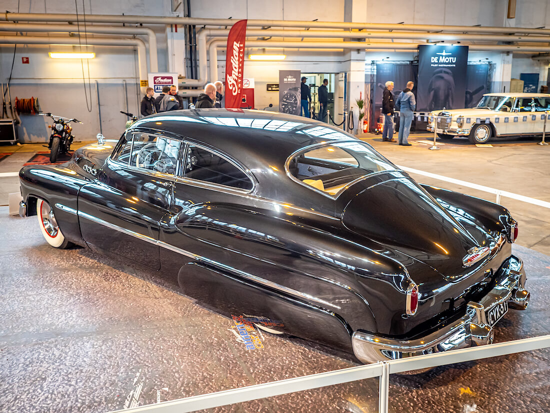 1950 Buick Special Jetback Sedanet