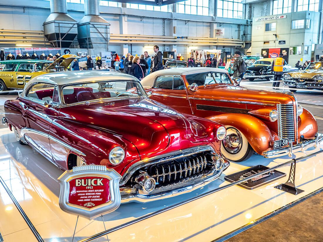 1952 Buick Special Riviera Custom