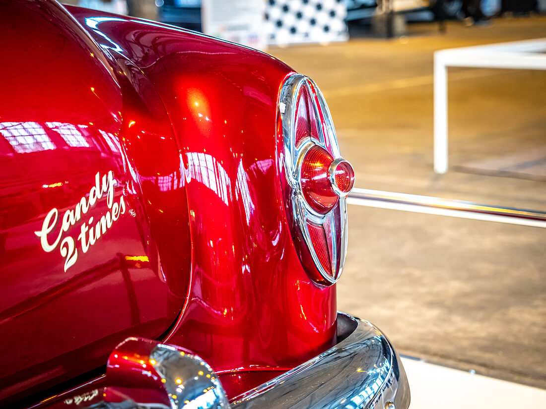 1952 Buick Special custom takavalo
