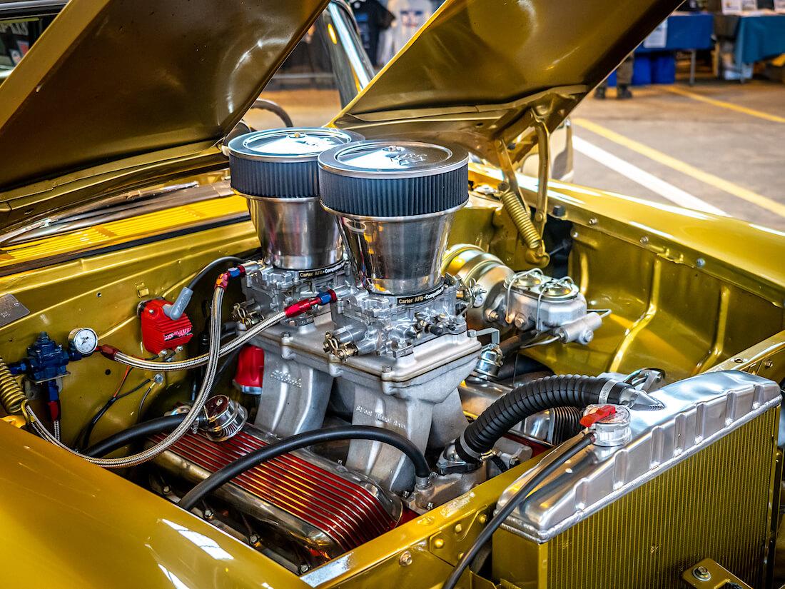 Chevroletin 396cid V8-moottori