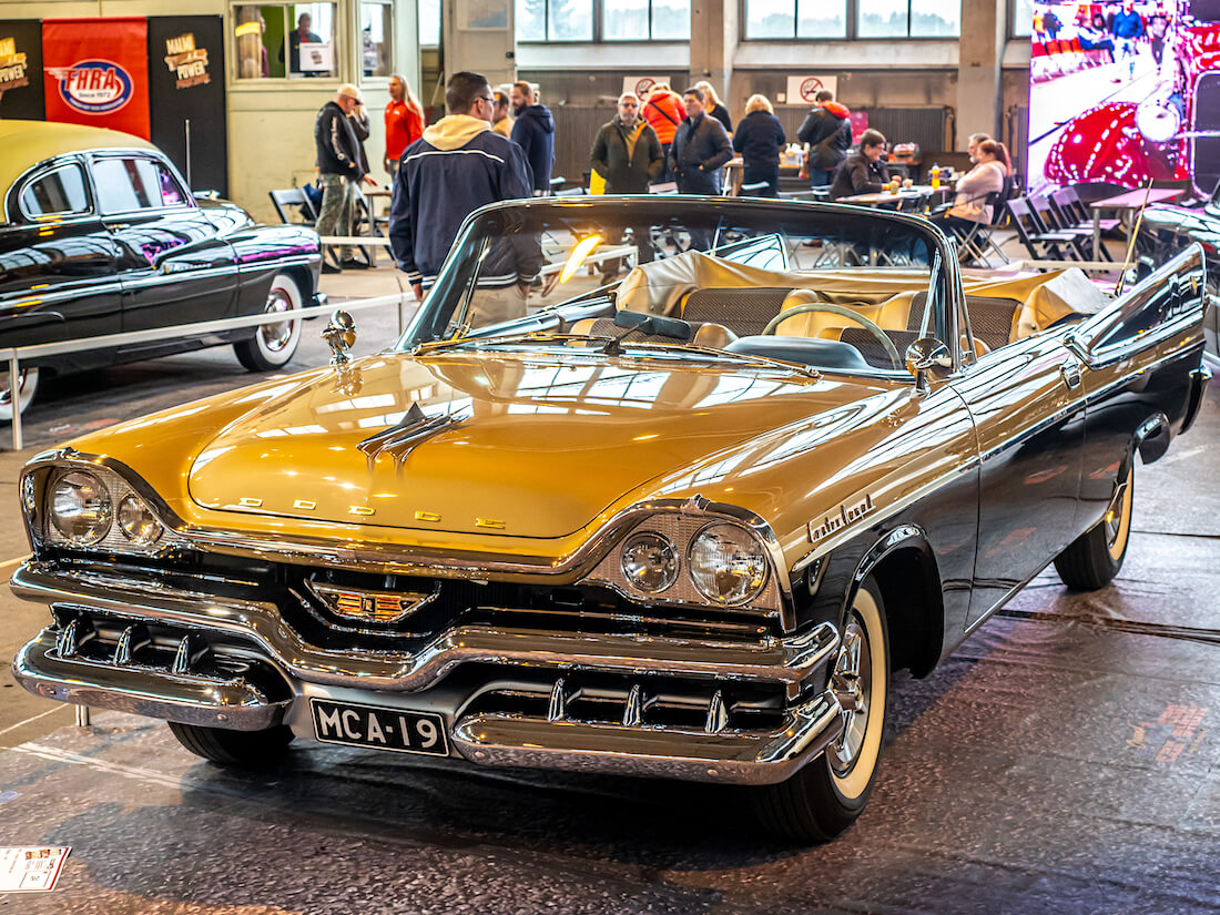 1957 Dodge Custom Royale Convertible