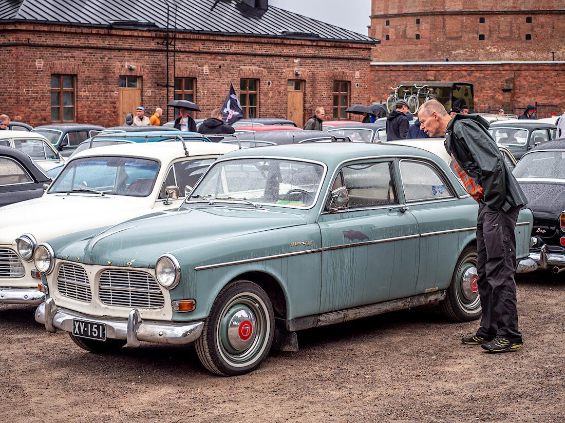 Veikko Hakulisen 1962 Volvo Amazon