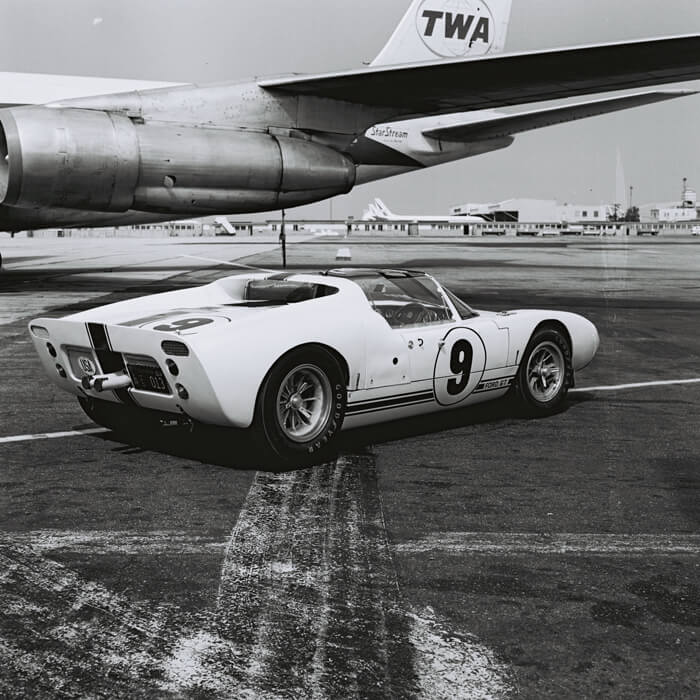 1965 Ford GT40 Shelby American
