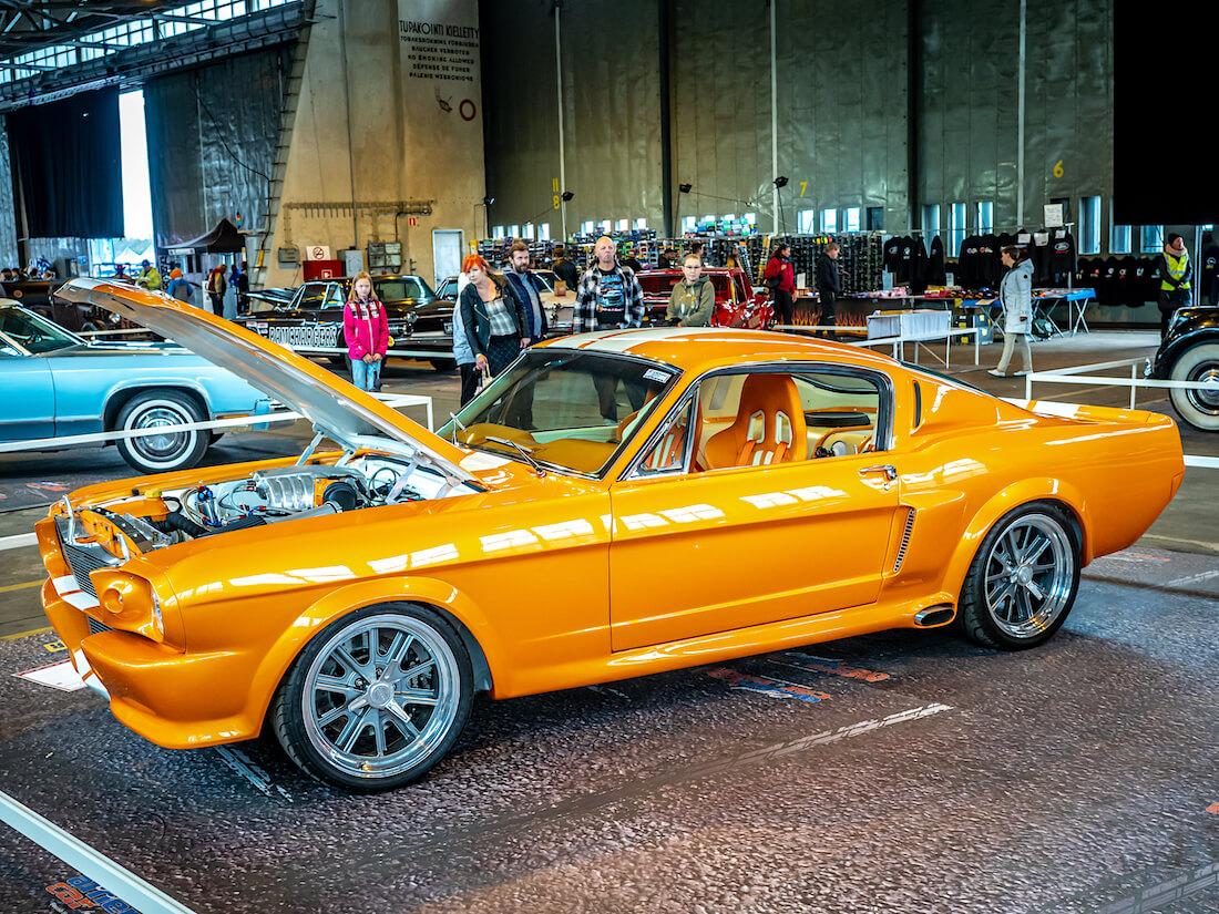 1966 Ford Mustang Fastback BlingBlingCustom