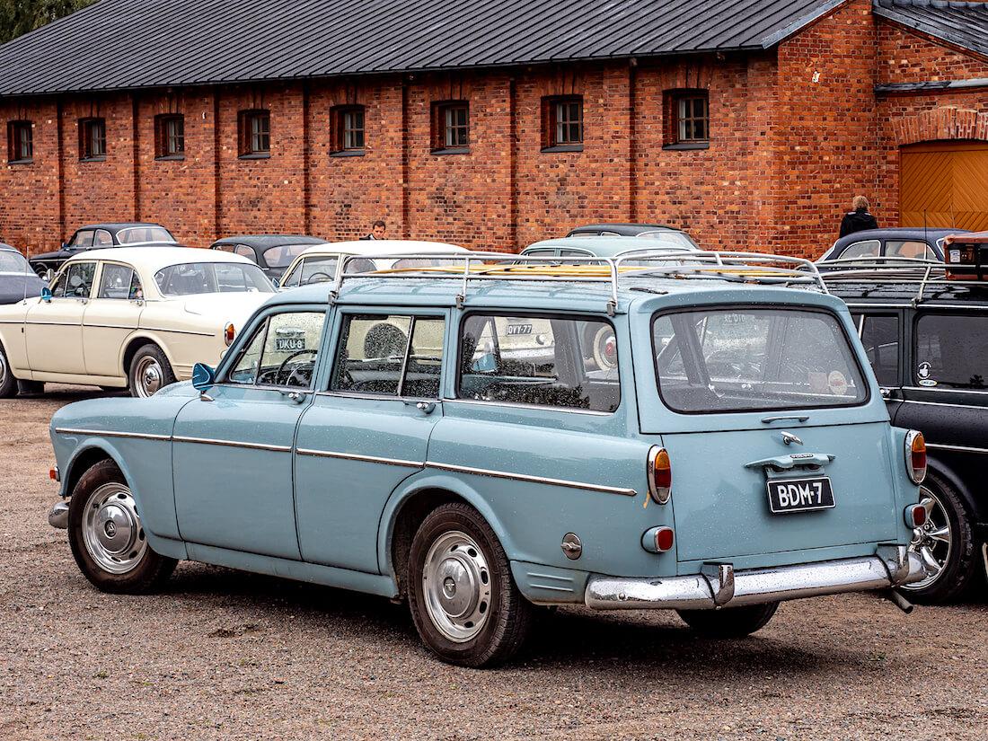 Museorekisteröity 1966 Volvo Amazon farmari B18