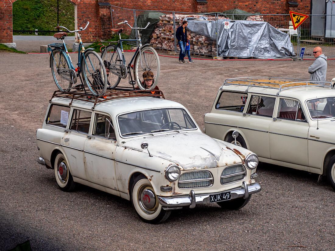 1967 Farma Volvo Amazon combi