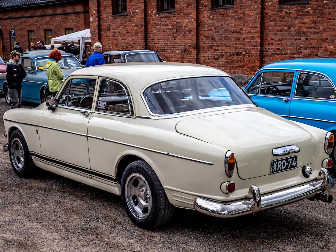 1969 Volvo Amazon 121 JP-aluvanteilla