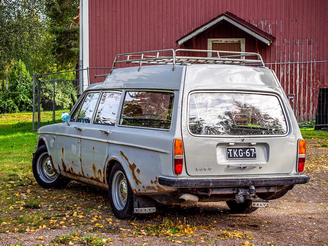 1971 Volvo 145 Express takaa
