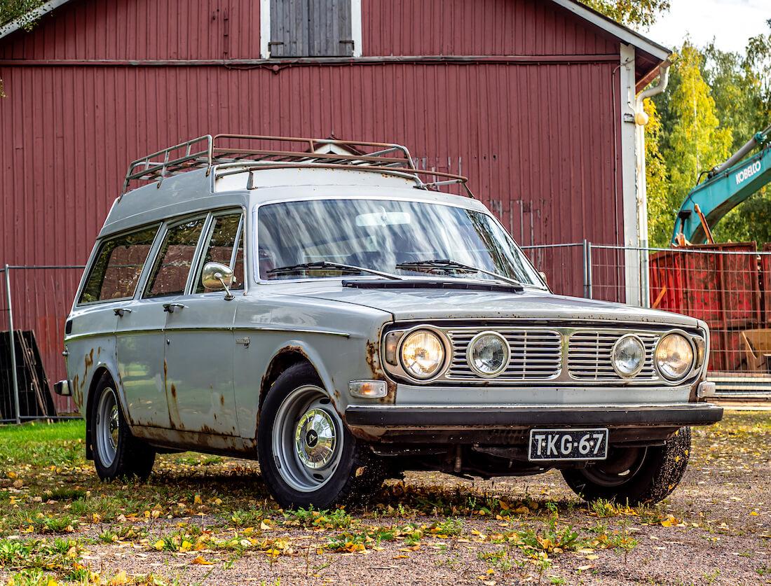 1971 Volvo 145 Express 2.5TDI edestä