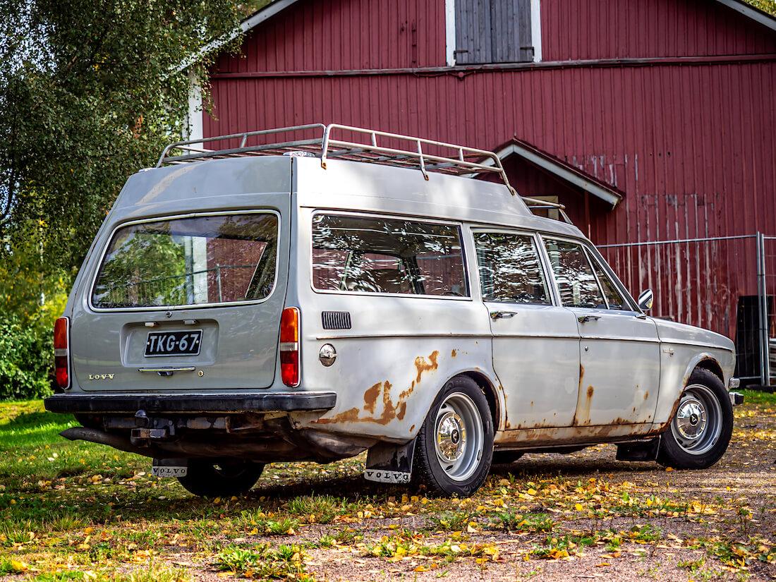 1971 Volvo 145 Express 2.5TDI takaa