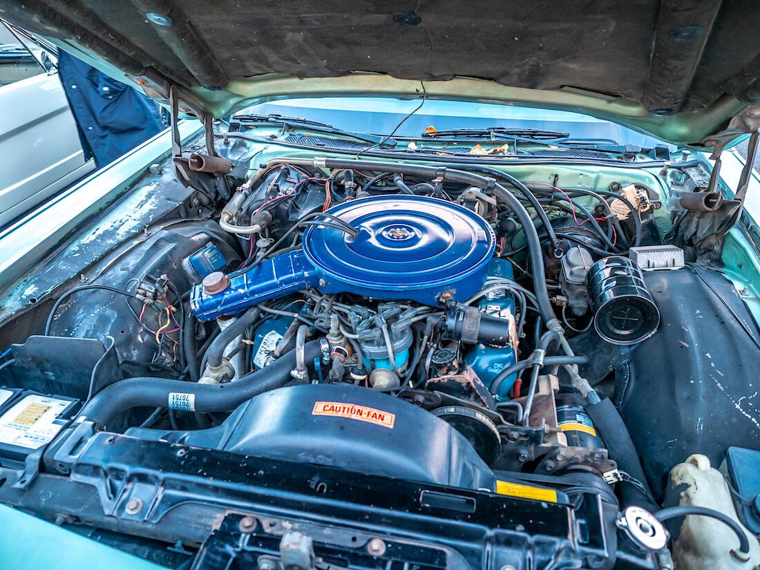 1977 Mercury Grand Marquis 460cid (7.5L) V8-moottori