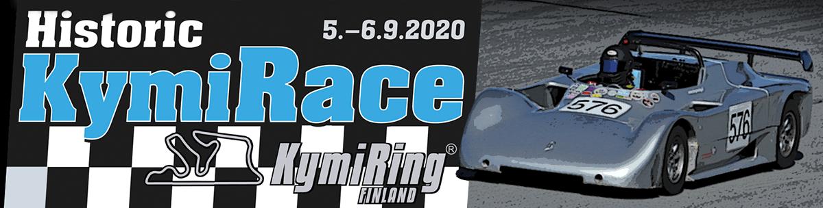 Historic Kymi Race 2020 mainos