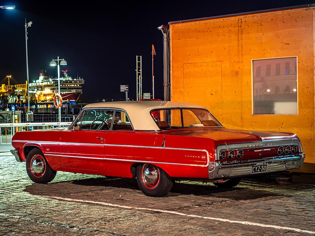 1964 Chevrolet Impala 2d HT Kauppatorilla