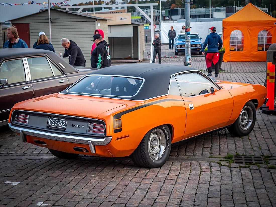1970 Plymouth Barracuda 2d Hardtop Kauppatorilla