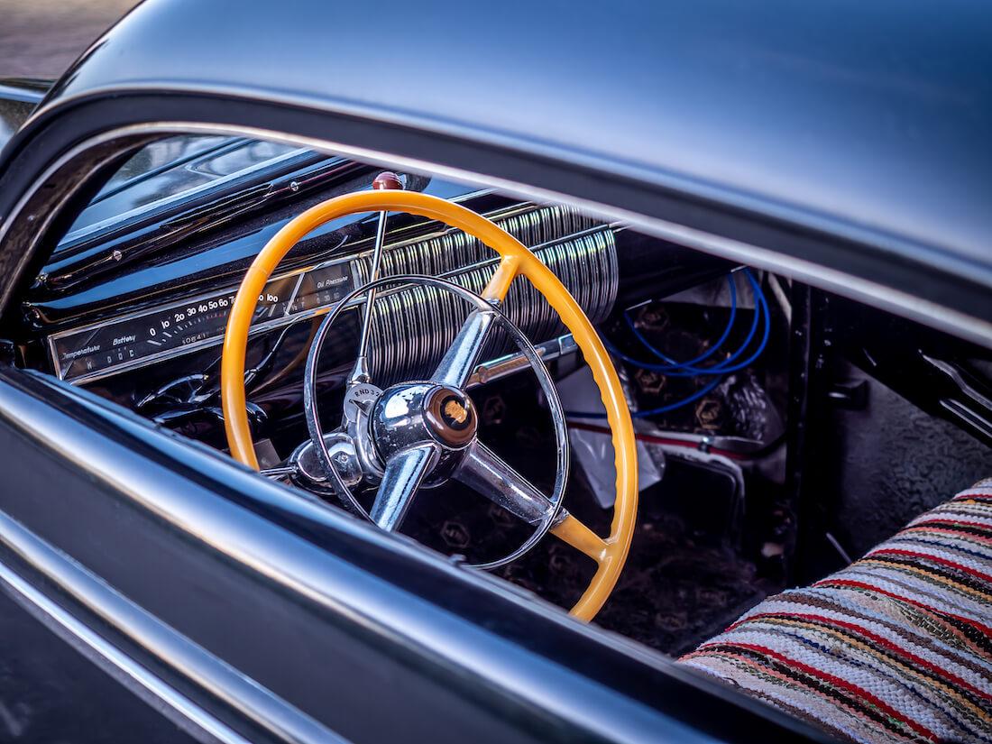 1939 Mercury 99a Coupe chopped custom