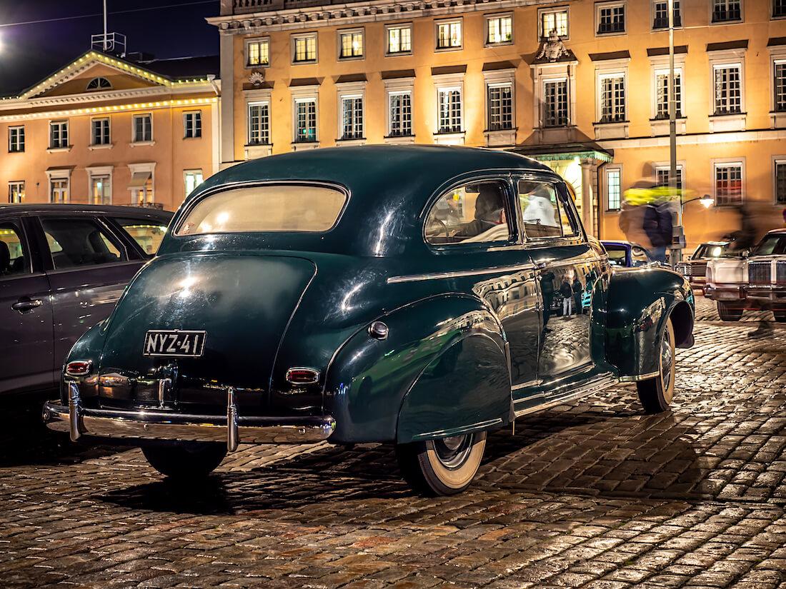 1941 Chevrolet Master Deluxe 295 jenkkiauto