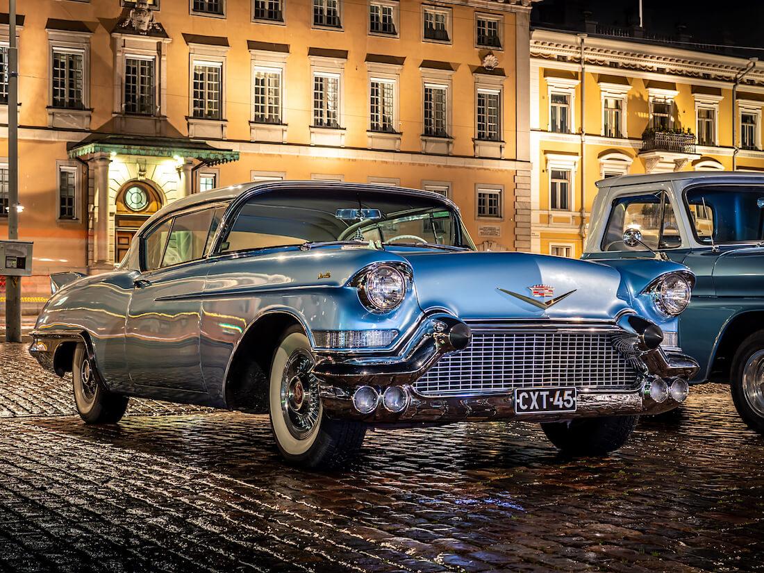 1957 Cadillac Eldorado Seville 2d HT