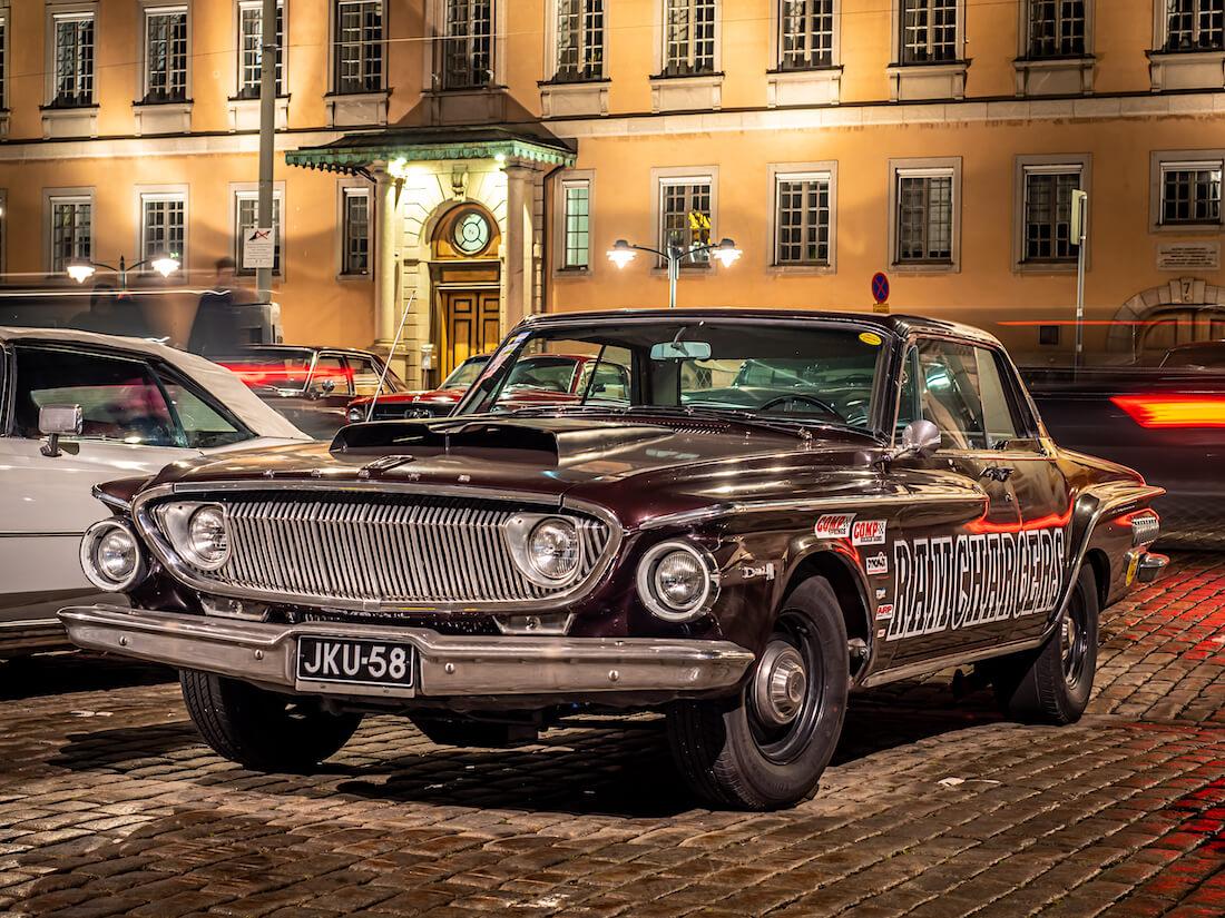 1962 Dodge Dart Ramchargers 512cid V8 jenkkiauto