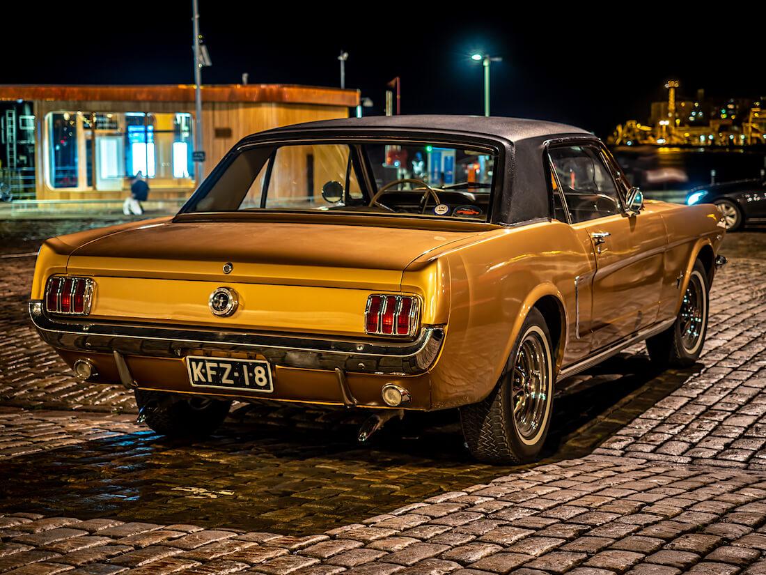1965 Ford Mustang 2d HT 289cid 4V jenkkiauto