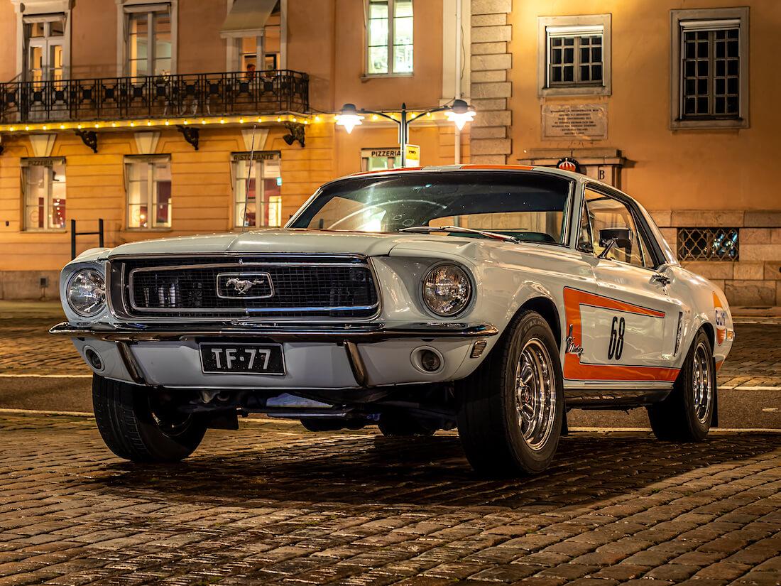 1968 Ford Mustang 2d HT 289cid jenkkiauto