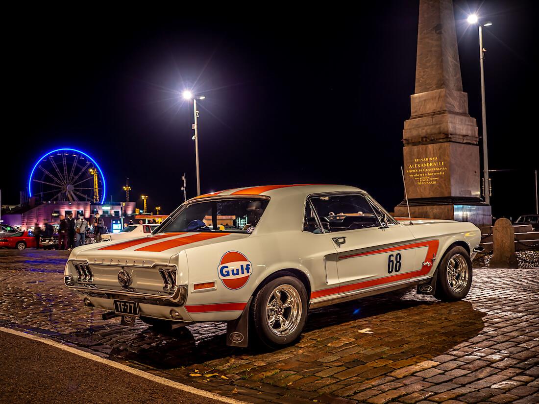 1968 Ford Mustang coupe jenkkiauto kauppatorilla