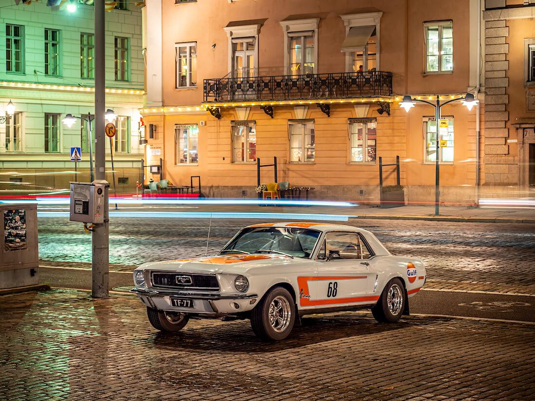 1968 Ford Mustang 2d Hardtop jenkkiauto helsingissä