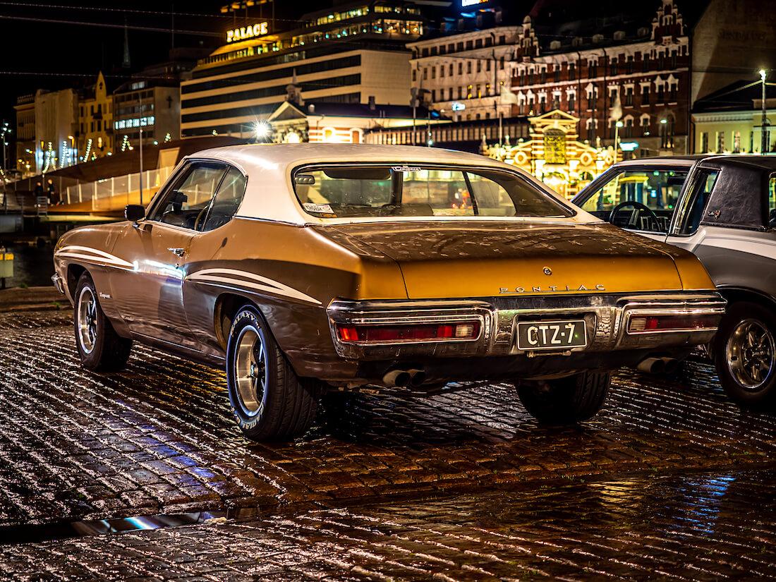1970 Pontiac Tempest 2d HT Coupe 350cid jenkkiauto