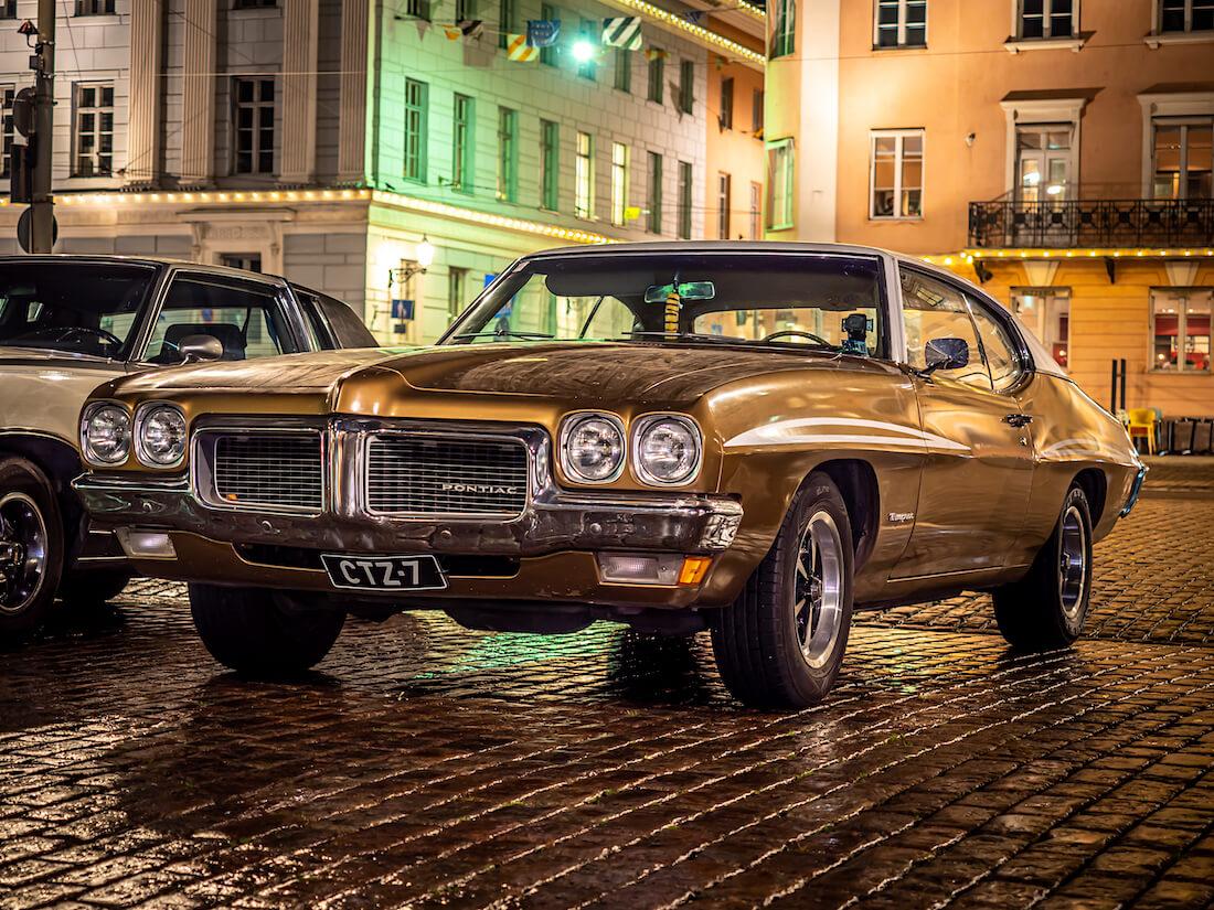 1970 Pontiac Tempest 2d HT Coupe jenkkiauto
