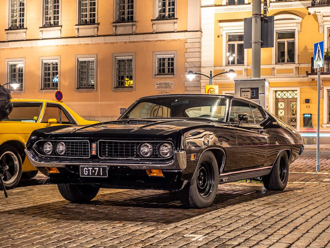 1971 Ford Torino GT Sportsroof 351cid jenkkiauto