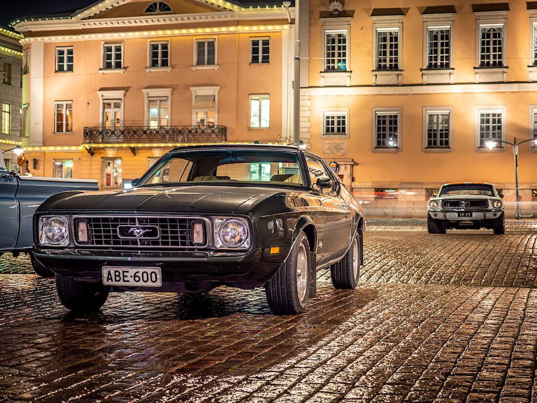 1973 For Mustang Grande ja 1968 Ford Mustang HT kauppatorilla