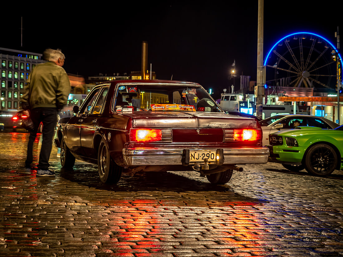 1980 Dodge Aspen 4d Sedan 225cid Slant-6 jenkkiauto