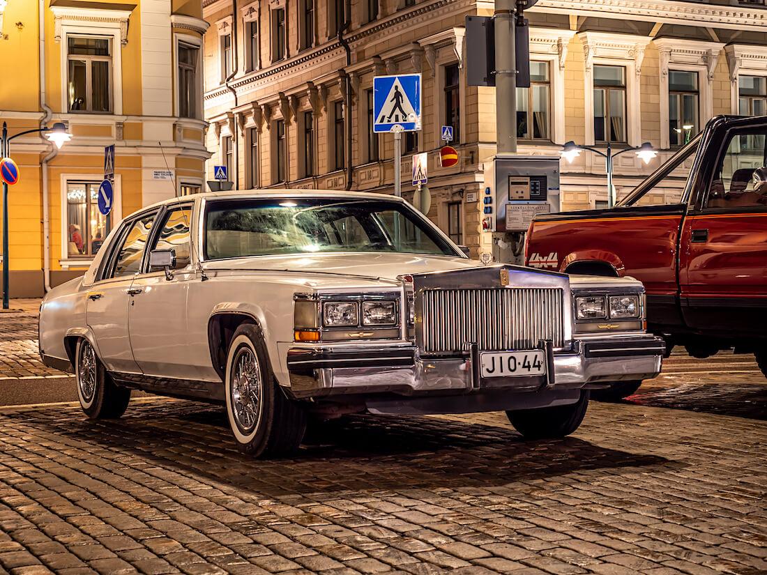1985 Cadillac Fleetwood Brougham 250cid V8