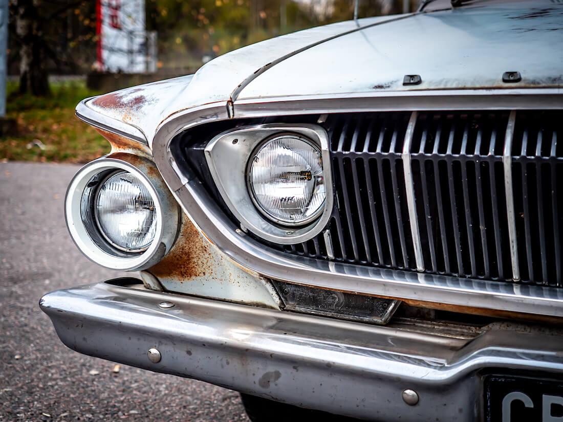 1962 Dodge Dart ajovalot